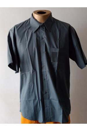 30b8a63d0 Camisa Social Manga Curta